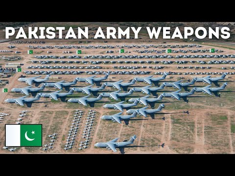 Scary! Pakistani Army Weapons | (All Weapons) 2018