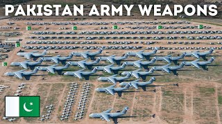 Scary! Pakistani Army Weapons   (All Weapons) 2018