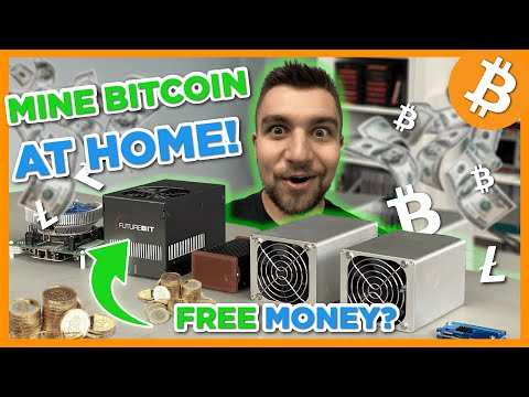 The BEST Crypto Miners For Mining At Home