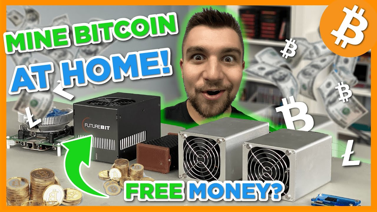 The Best Crypto Miners For Mining At Home Youtube