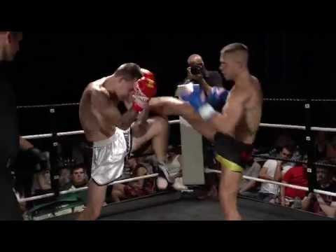 Fossum v Gridley - ISKA WORLD Title. Stand and Bang Large, 4th July 2015