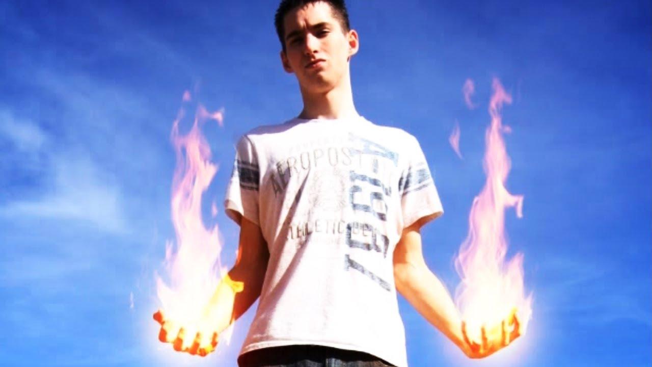 Flaming hands photoshop cs5 tutorial youtube baditri Choice Image