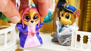 Paw Patrol Shopping Mall बच्चों के लिए खिलौना सीखने का वीडियो! (Hindi)