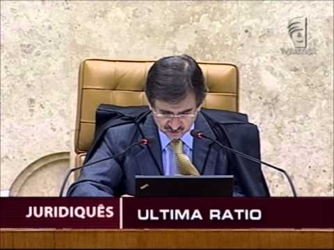 Juridiquês -- ultima ratio (12/04/12)