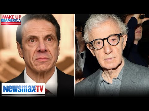 Cuomo's in deep, Woody Allen accused too | Wake Up America on Newsmax TV