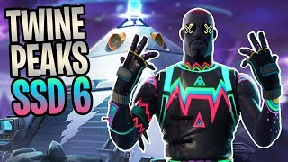 FORTNITE - Twine Peaks Storm Shield Defense 6 Without Using Weapons, Abilities, Or Gadgets