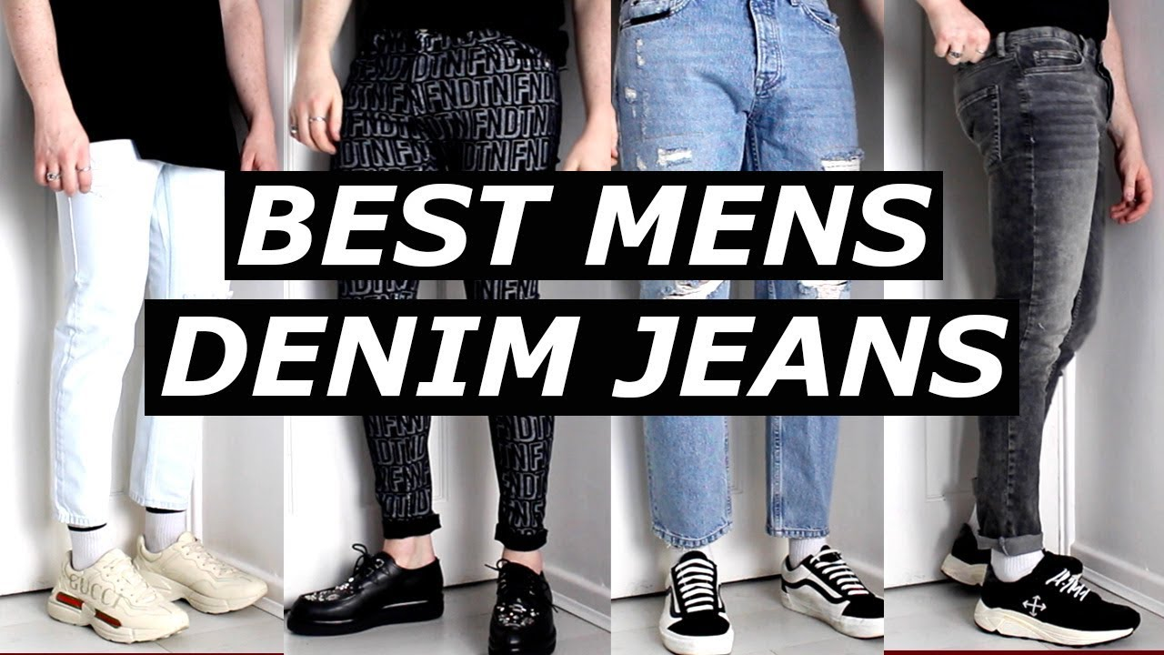 d3438b54af7f BEST JEANS FOR MEN? Affordable Quality Denim | Topman | Gallucks ...