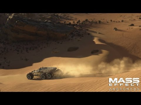 Mass Effect Andromeda: The Mako