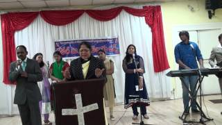 Holy, Holy, Are you LORD, GOD, ALMIGHTY - Telugu Version, Bethel Ministries Telugu Church
