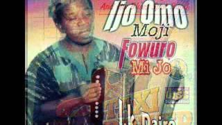 Chief IK Dairo - Mama Mi Ose Abiyamo IKLPS16B