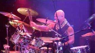 JEFF BECK Drum Solo SHEFFIELD 2010