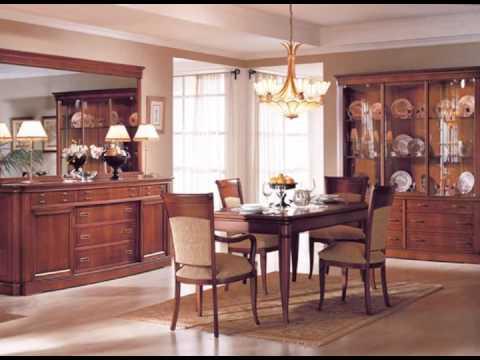Muebles de salon clasicos de gran calidad youtube - Mundo joven muebles catalogo ...