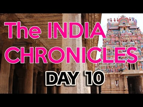 The Trichy Temples - Tiruchirapalli, India // India Chronicles 10