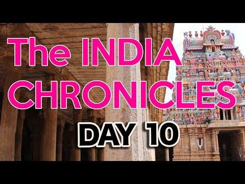 The Trichy Temples - Tiruchirapalli, India