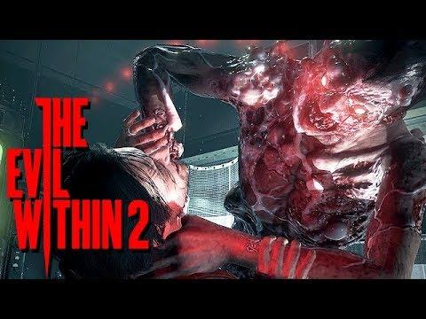 The Evil Within 2 Gameplay German #04 - Die Stadt der Toten