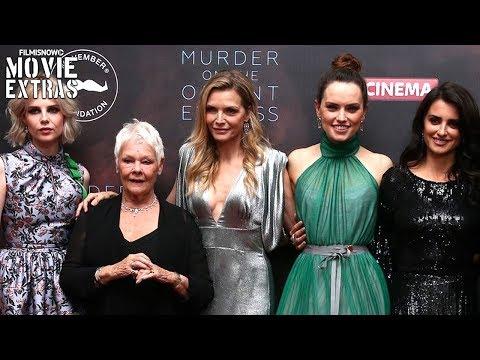 Murder On The Orient Express | World Premiere