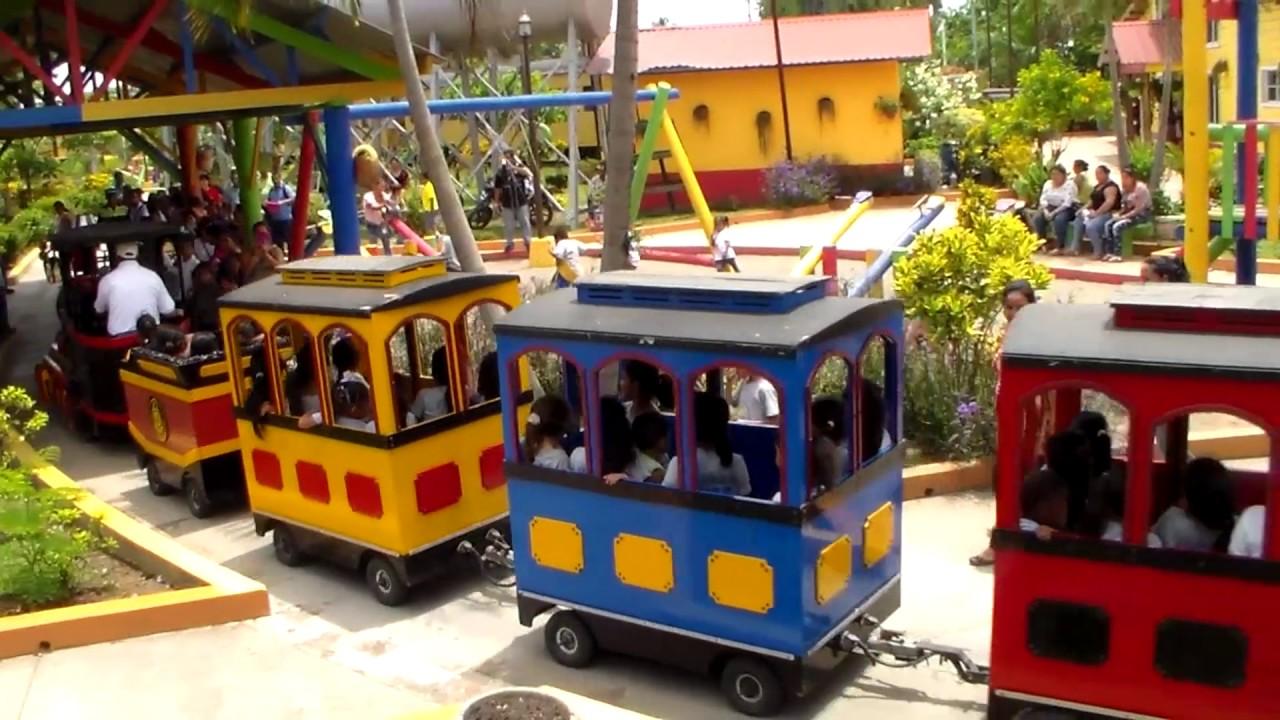 El Progreso Yoro - Museo Ferroviario. - YouTube