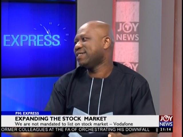 Expanding The Stock Market - PM Express on JoyNews (7-2-19)
