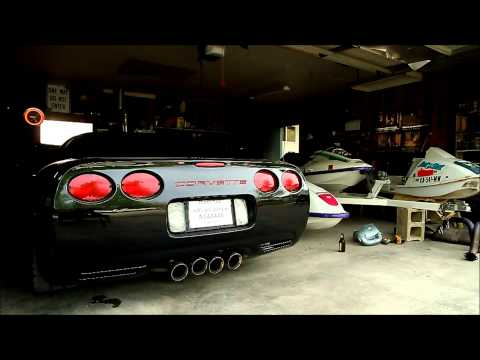 Repeat loud camaro ls1 slp loudmouth exhaust cammed by