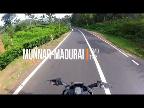Munnar Road Trip | Munnar-Nagercoil | Vlog Part-2
