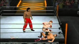 WWE 13 (Wii) Royal Rumble Match Royal Rumble 2013