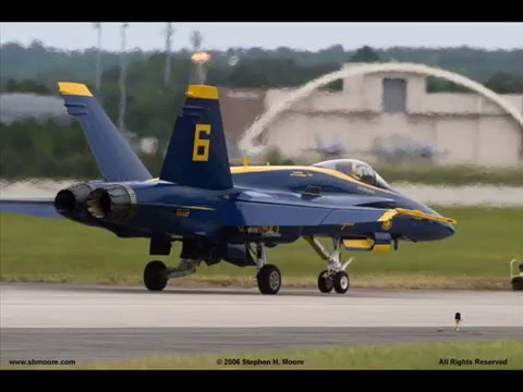 Blue Angel Air Show 07-08' (MUST SEE)
