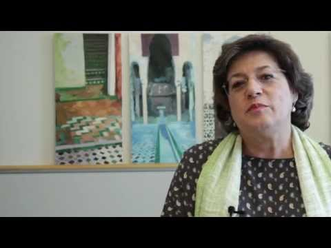 Interview with  Ana Gomes