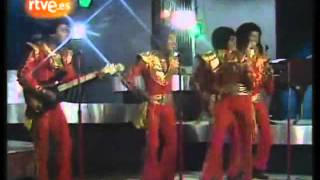 "The Jacksons performing  ""Shake Your Body (Down to the Ground)"""