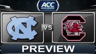 Preview | North Carolina vs South Carolina | ACCDigitalNetwork