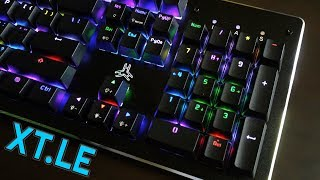 New Best Budget Mechanical Keyboard? Rakk Kimat XT.LE Review