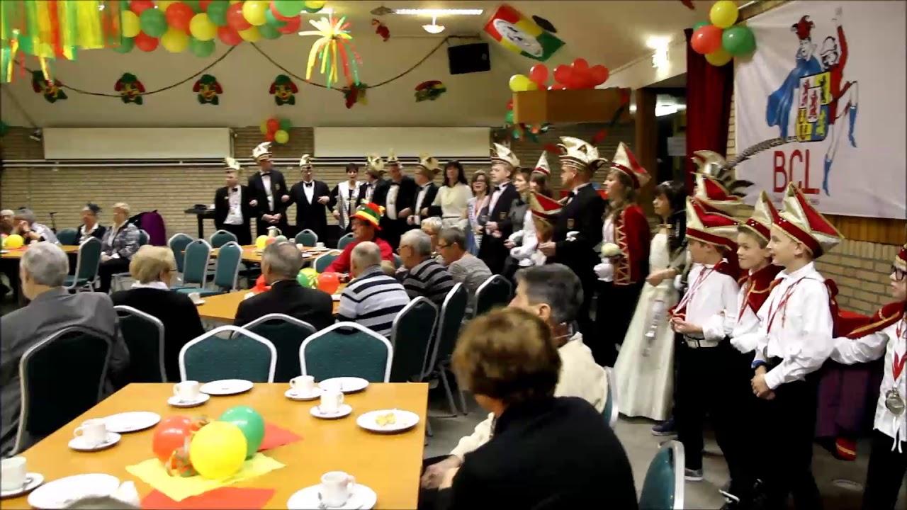 Zangkoor Sint Barbara; optreden seniorenmiddag 2013 cv De