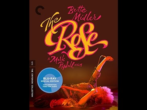 Criterion Unboxing Of The Rose Blu-Ray