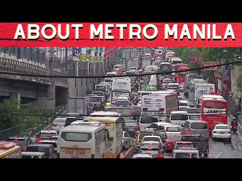 10 RIDICULOUS FACTS ABOUT METRO MANILA|FULL HD
