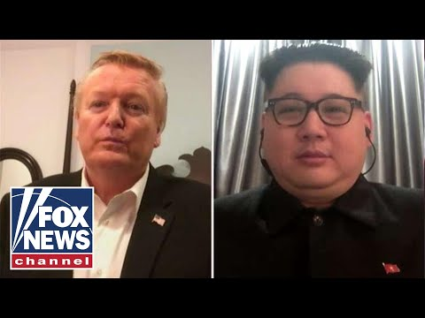 'Donald Trump' and 'Kim Jong Un' trade jabs on 'Watters' World'