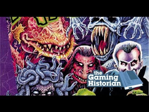 Monster Party (NES) - Gaming Historian
