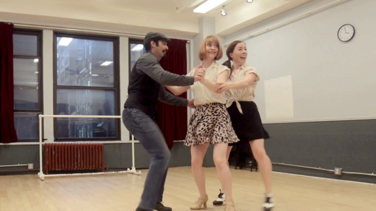 Good Mornin, Singin in the Rain-- Katharine Quinn Choreography