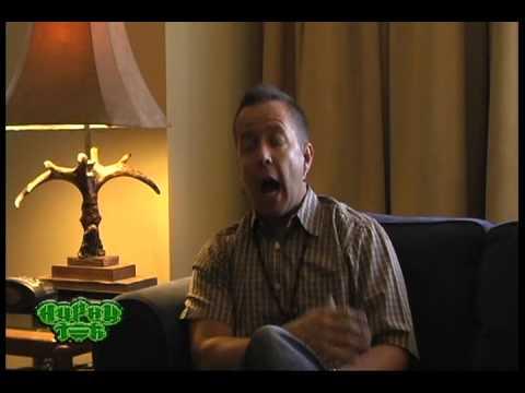 Richard Ian Cox Interview Part 1