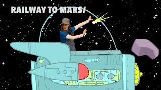 Railway to Mars - Official Music Video - Choo Choo Bob Show