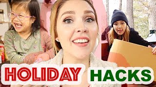 Fun Holiday Hacks 2018
