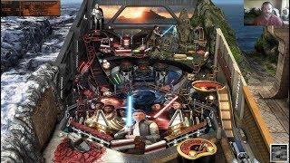 Pinball FX3 Table Mini-Review - 41 - The Last Jedi (PC 1080p60)