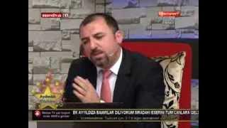 MEDYA TV TURHAN ÇAKIR İLE SEVDAMIZ TOKAT 02.02.2014***3