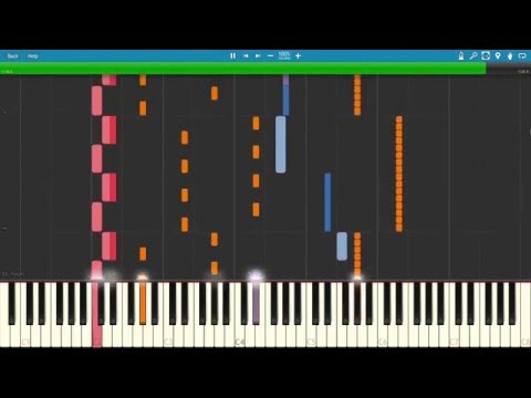 It's Raining Tacos Synthesia