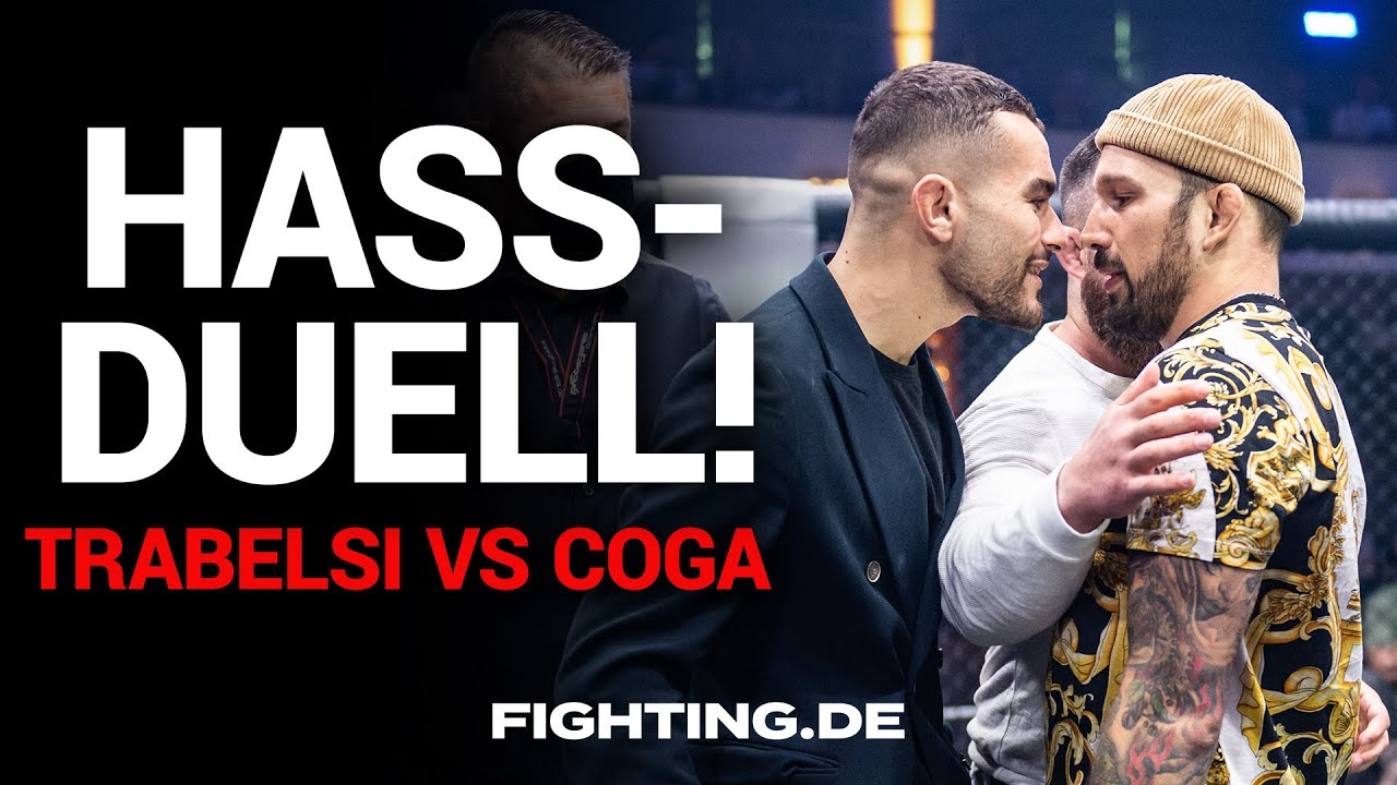 Download Fight Analyse: TRABELSI vs COGA | NFC 5 | Stärken Schwächen - FIGHTING
