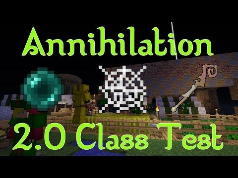 Annihilation 2.0 Class Test