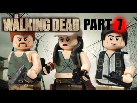 Custom LEGO The Walking Dead Minifigures Part 7