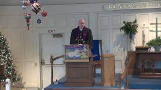 "Worship - Dec 13, 2020 - Rev Darren Morgan, ""An Unlikely Messenger"""