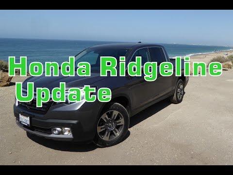2017 Honda Ridgeline RTL E!