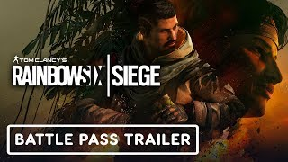 Rainbow Six Siege: Battle Pass Trailer