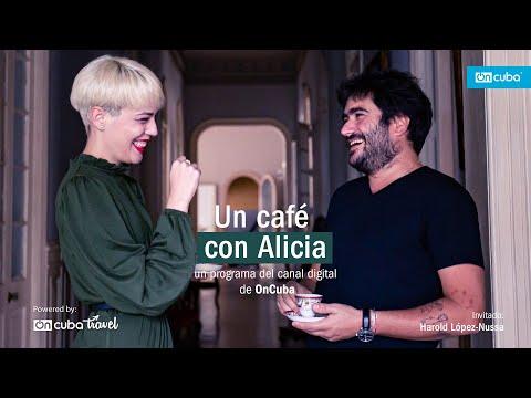 Un café con Alicia: Harold López-Nusa y la impronta de una familia de músicos
