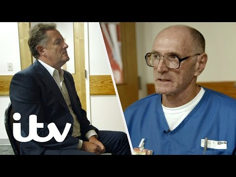 Confessions of a Serial Killer With Piers Morgan | Bernard Giles Recounts His First Murder | ITV